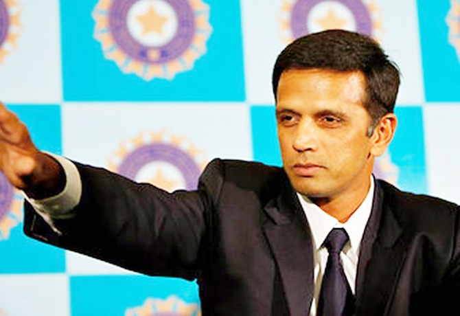 Rediff Sports - Cricket, Indian hockey, Tennis, Football, Chess, Golf - Dravid will be unavailable for India's overseas tours: Rai
