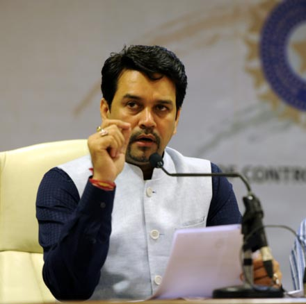 Rediff Cricket - Indian cricket - 'Ball in BCCI's court; all I want is transparency in sports'
