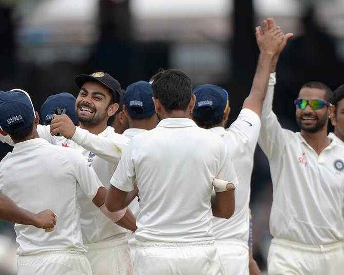 Rediff Cricket - Indian cricket - Meet India's Test squad for the Sri Lanka tour