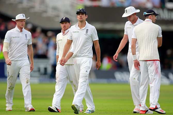 Rediff Cricket - Indian cricket - 'England haven't won the third Test since 1981..it has to change'