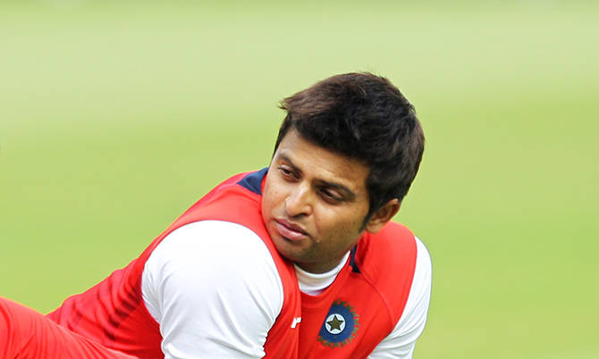 Rediff Cricket - Indian cricket - Cricketers have no role in spot-fixing, says Raina