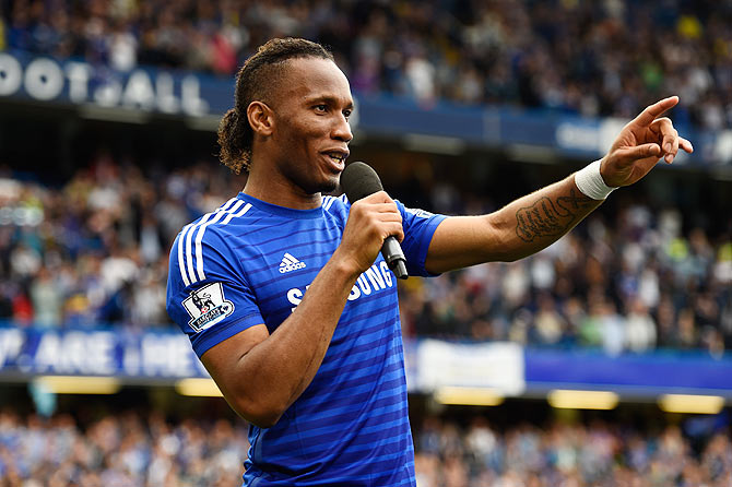 Rediff Sports - Cricket, Indian hockey, Tennis, Football, Chess, Golf - Drogba's charity cleared of fraud but may have misled donors