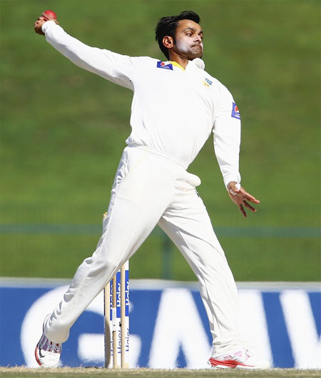 Rediff Cricket - Indian cricket - Former PCB chief accuses BCCI of 'abetting' Hafeez's suspension