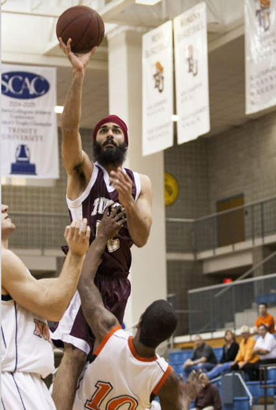 Rediff Sports - Cricket, Indian hockey, Tennis, Football, Chess, Golf - US lawmakers call for allowing turbaned Sikh basketball players