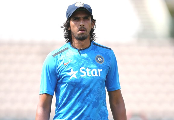 Rediff Sports - Cricket, Indian hockey, Tennis, Football, Chess, Golf - 'Ishant can improve if he consistently works harder at the nets'