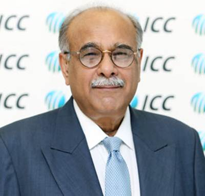 Rediff Cricket - Indian cricket - Najam Sethi withdraws nomination for ICC president's post