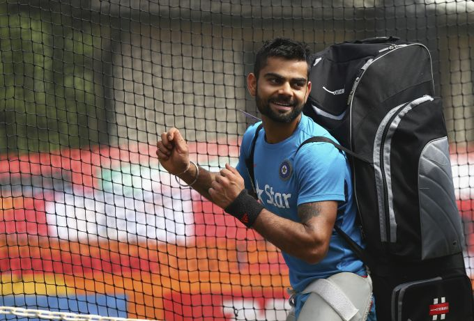 Rediff Sports - Cricket, Indian hockey, Tennis, Football, Chess, Golf - In Test matches we want to be the team to beat: Kohli