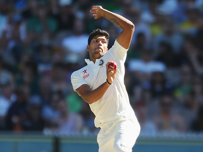 umesh yadav is the first genuine fast bowler that india