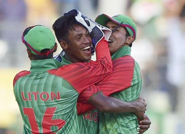 Rediff Sports - Cricket, Indian hockey, Tennis, Football, Chess, Golf - Stats: The rise and rise of prolific Mustafizur Rahman