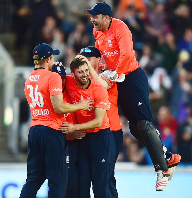 Rediff Cricket - Indian cricket - Wood gets England recall for Champions Trophy