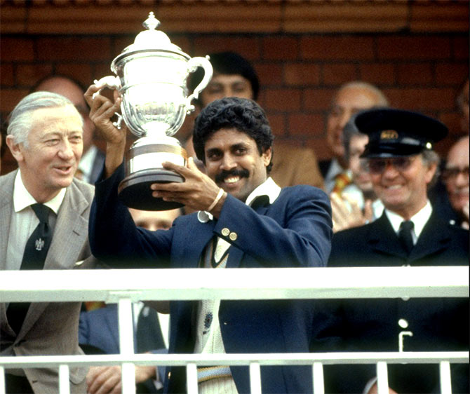 Image result for 1983 wc final