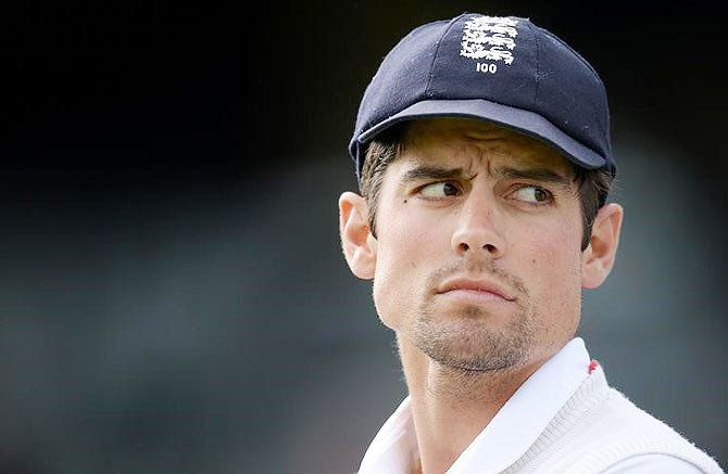 Rediff Sports - Cricket, Indian hockey, Tennis, Football, Chess, Golf - Winning the Ashes the pinnacle for Cook
