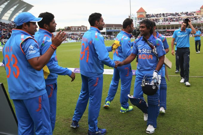 Rediff Cricket - Indian cricket - Figure out India's Zimbabwe-bound ODI squad