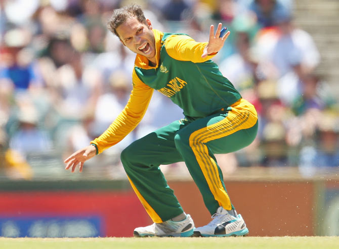 Rediff Sports - Cricket, Indian hockey, Tennis, Football, Chess, Golf - South Africa's core strength stems from quality bench