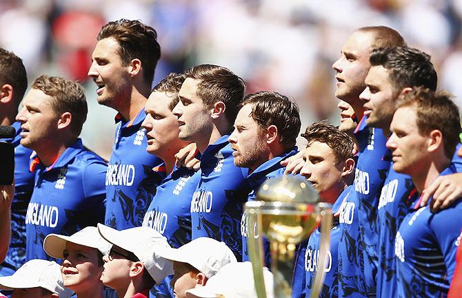 Rediff Sports - Cricket, Indian hockey, Tennis, Football, Chess, Golf - 'England's loss to unfancied Lanka worse than Kiwi crushing'