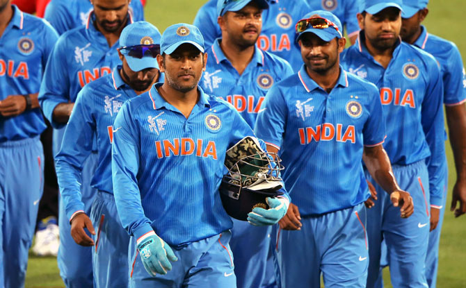 Rediff Sports - Cricket, Indian hockey, Tennis, Football, Chess, Golf - 'Team India has settled down in Australian conditions'