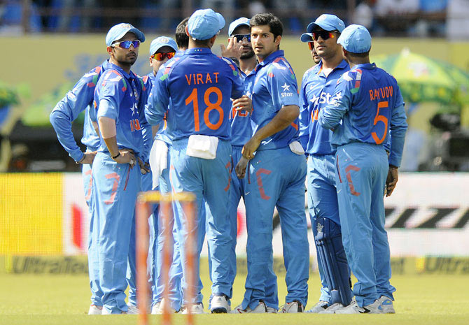 Rediff Sports - Cricket, Indian hockey, Tennis, Football, Chess, Golf - 'India have good variety and all-round strength, should do well'