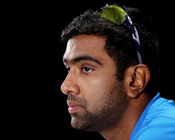 R Ashwin is ready to start the New Year afresh