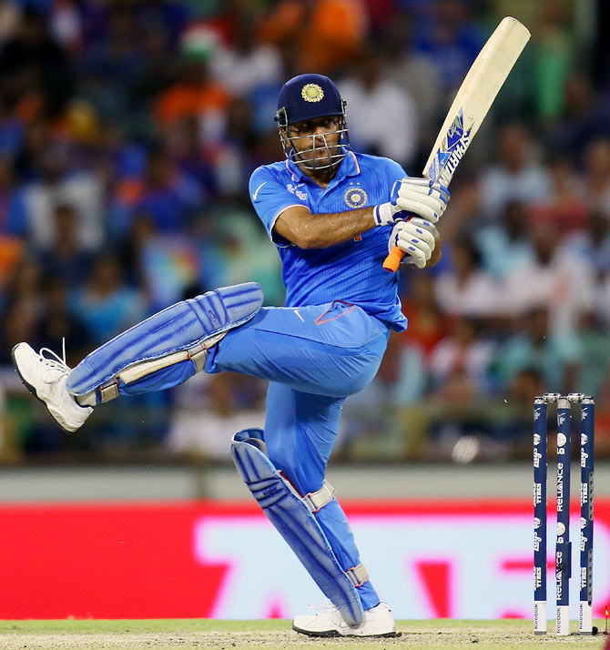 Rediff Sports - Cricket, Indian hockey, Tennis, Football, Chess, Golf - Why Dhoni is India's best ODI captain. Figure it out