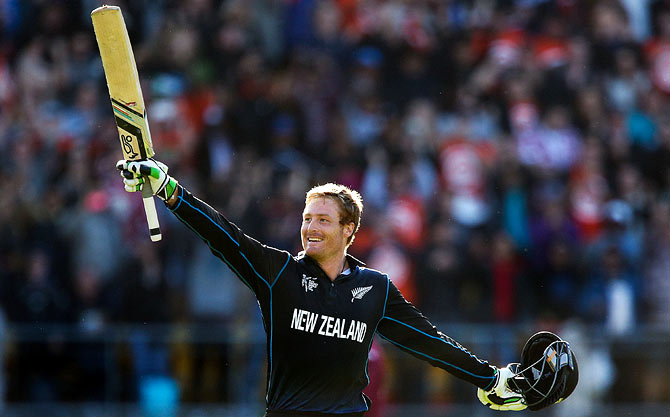 Rediff Sports - Cricket, Indian hockey, Tennis, Football, Chess, Golf - Guptill jumps 43 places to third in MVP!