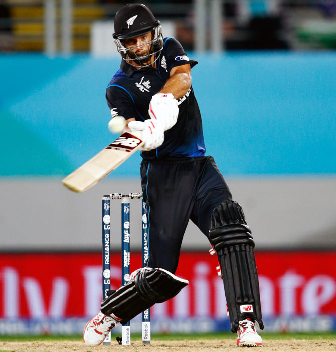 Rediff Cricket - Indian cricket - New Zealand's Elliott calls time on ODI career