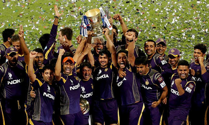 IPL: KKR home matches postponed due to Kolkata Municipal elections