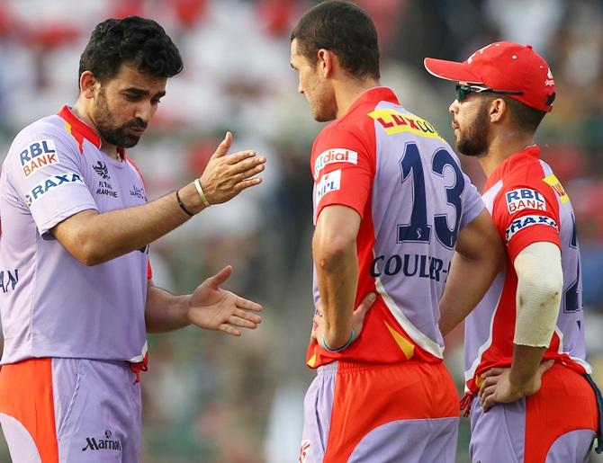Rediff Cricket - Indian cricket - Delhi Daredevils eye revenge against Rajasthan Royals