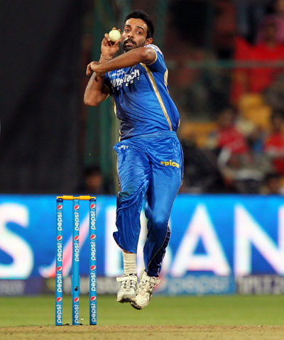 Rediff Cricket - Indian cricket - I have learnt from Watson and Pollock, says Kulkarni