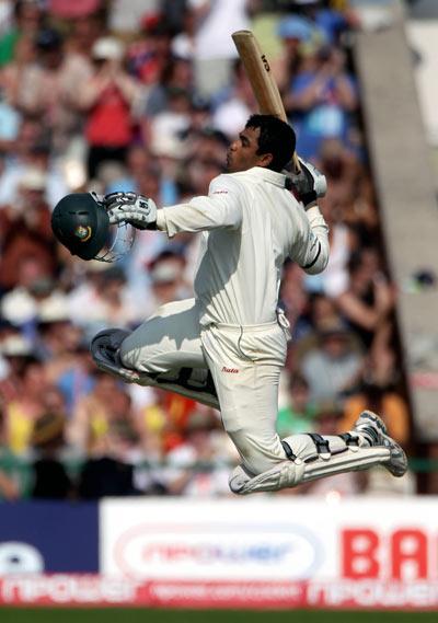 Rediff Cricket - Indian cricket - Tamim's double century helps Bangladesh draw against Pakistan