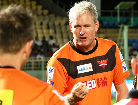 Rediff Cricket - Indian cricket - 'Sunrisers Hyderabad have to work hard to be in the final four'