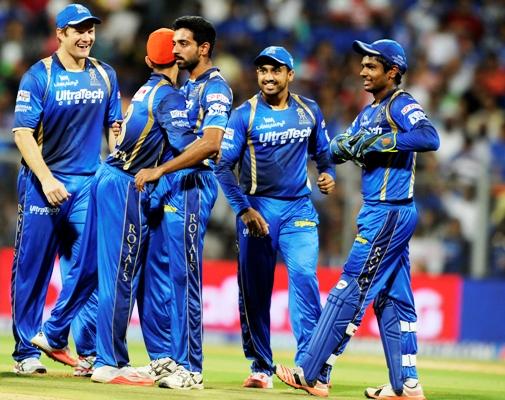Rediff Sports - Cricket, Indian hockey, Tennis, Football, Chess, Golf - IPL: Rajasthan Royals hold edge against inconsistent Sunrisers