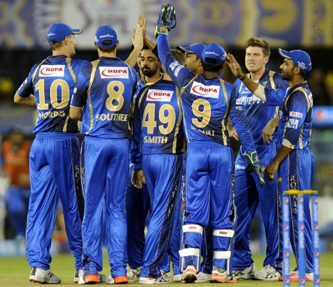 Rediff Sports - Cricket, Indian hockey, Tennis, Football, Chess, Golf - Binny says Royals keen to avoid last season's misery