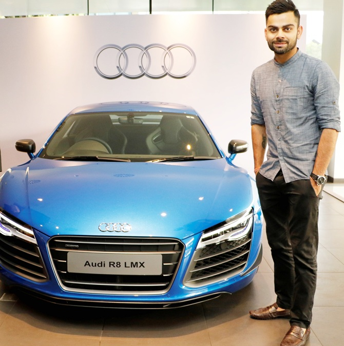 India News - Latest World & Political News - Current News Headlines in India - Call centre scam mastermind bought Virat's Audi