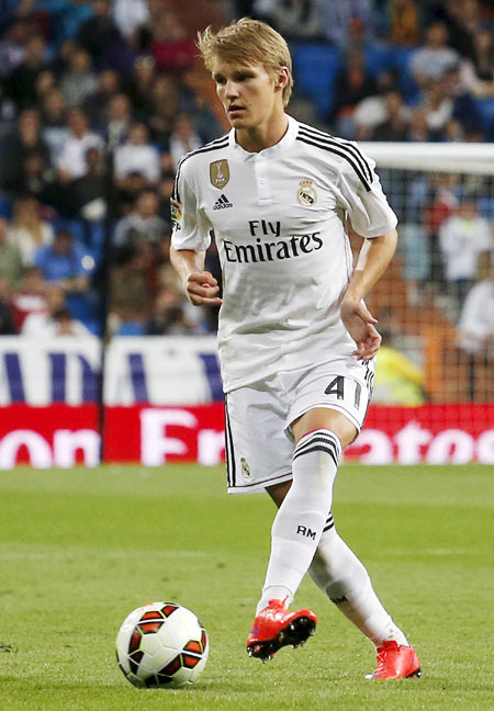 Rediff Sports - Cricket, Indian hockey, Tennis, Football, Chess, Golf - Meet Real Madrid's youngest La Liga debutant