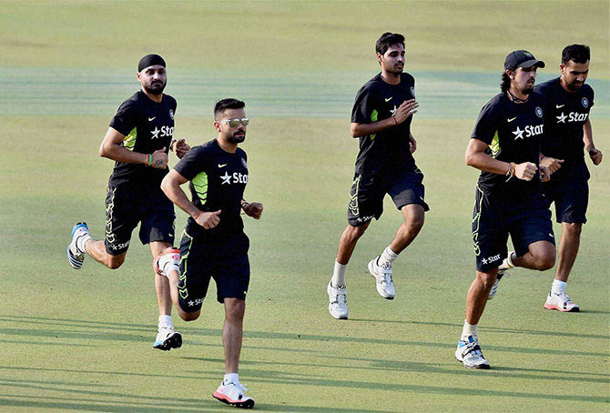 Rediff Sports - Cricket, Indian hockey, Tennis, Football, Chess, Golf - India versus South Africa: How the numbers add up