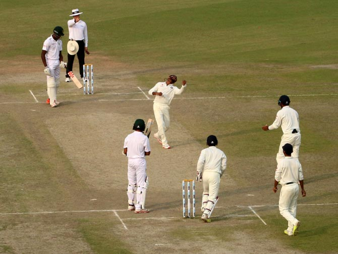 Rediff Sports - Cricket, Indian hockey, Tennis, Football, Chess, Golf - Stats: INTERESTING numbers from Mohali Test, Day 3