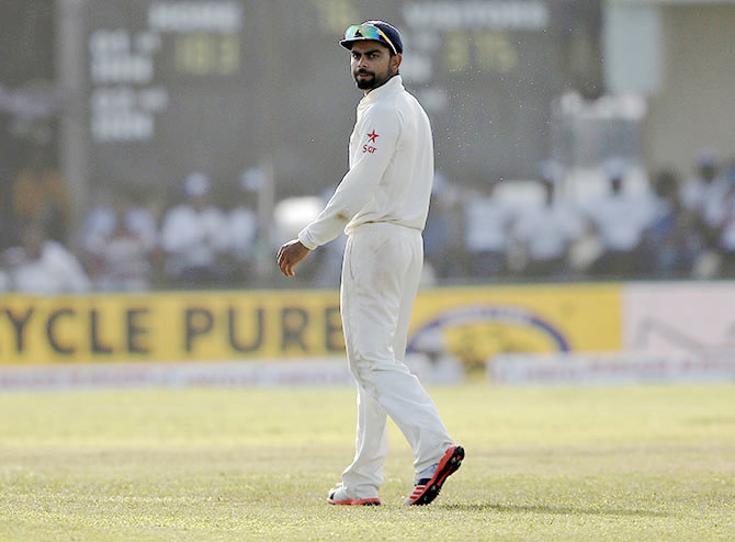 Rediff Cricket - Indian cricket - Team not worried about personal performances: Kohli