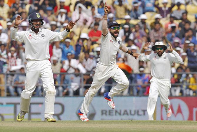 Rediff Sports - Cricket, Indian hockey, Tennis, Football, Chess, Golf - Number crunching: Ashwin overtakes Broad