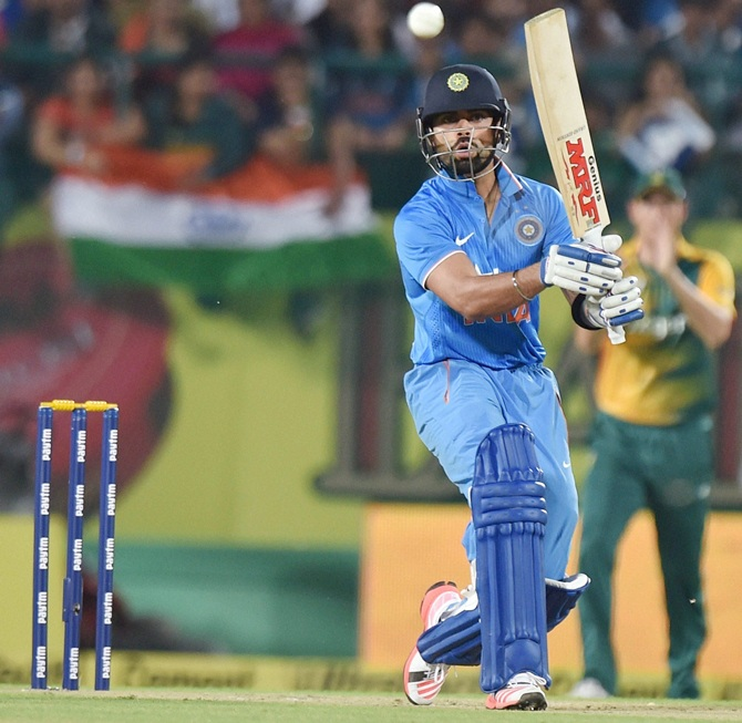 Rediff Sports - Cricket, Indian hockey, Tennis, Football, Chess, Golf - Stats: INTERESTING numbers from 1st India v SA T20