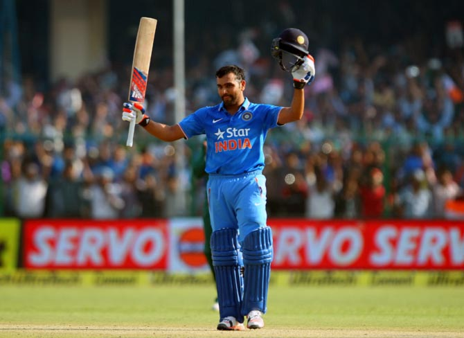 Rediff Cricket - Indian cricket - How South Africa plan to stop Rohit's rampaging run