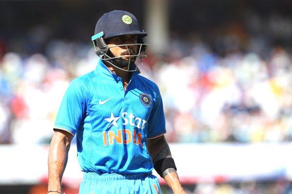 Rediff Sports - Cricket, Indian hockey, Tennis, Football, Chess, Golf - Virat's longest run drought...12 straight innings sans a fifty!