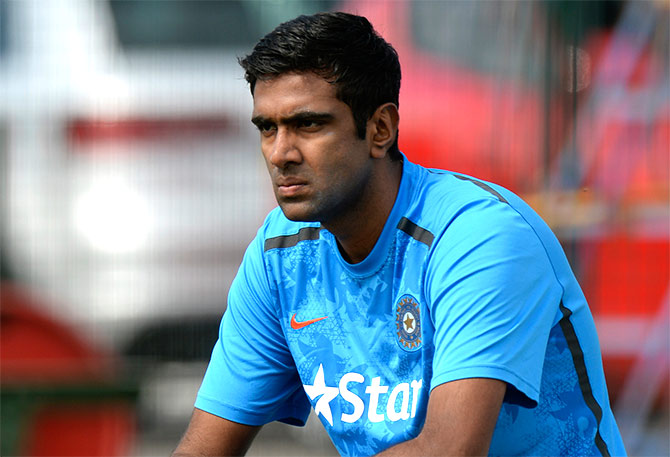 Rediff Sports - Cricket, Indian hockey, Tennis, Football, Chess, Golf - Ashwin seeks sharp turn in perception for white-ball success