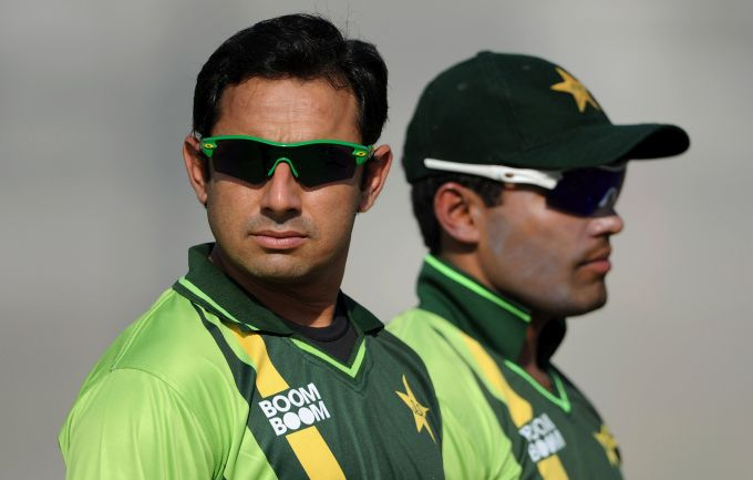 Rediff Cricket - Indian cricket - Is it the end of the road for Saeed Ajmal?