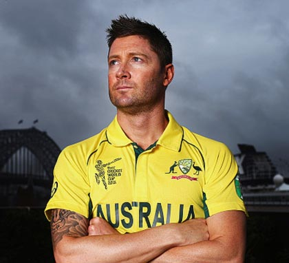 Rediff Cricket - Indian cricket - Clarke pulls out of Big Bash; may never play cricket again!