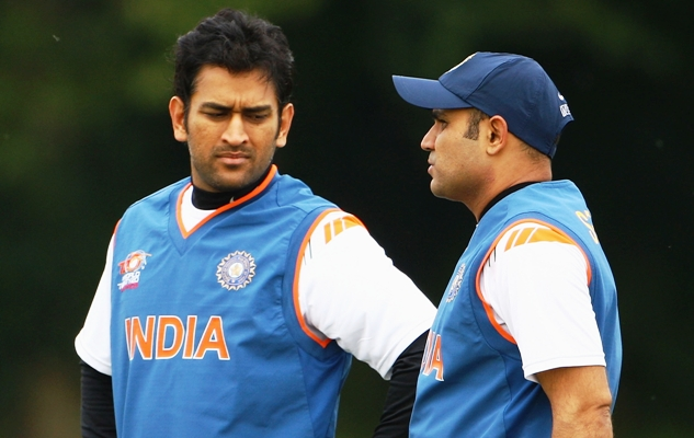 Rediff Cricket - Indian cricket - Dhoni, Sehwag in all-star line-up for Cricket for Heroes charity match