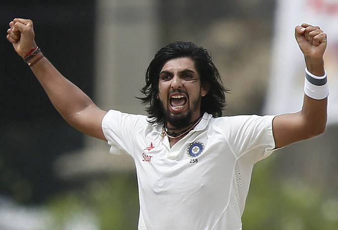 Rediff Sports - Cricket, Indian hockey, Tennis, Football, Chess, Golf - After IPL snub, Ishant Sharma set to play for Sussex County