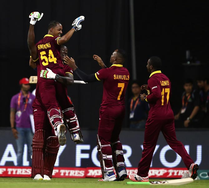 Rediff Cricket - Indian cricket - Numbers Game: Of Windies' record chase and Kohli's golden run