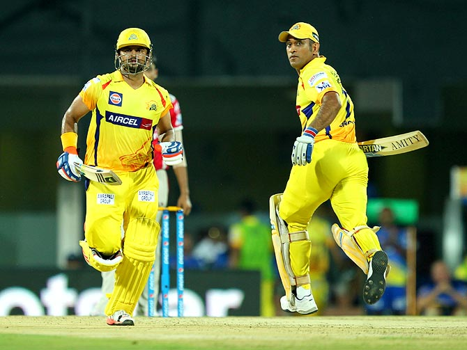 Raina's IPL mantra: 'Break free and play my natural game ...