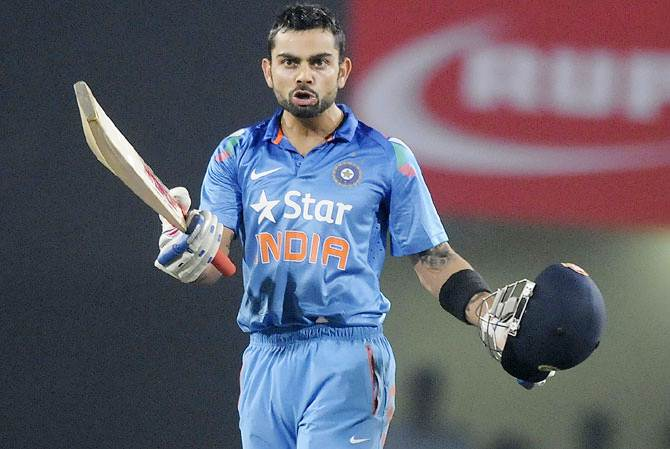 Rediff Cricket - Indian cricket - Kohli is WT20's most valuable player!