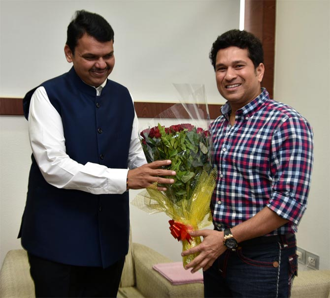 Tendulkar steps in to combat drought in Marathwada
